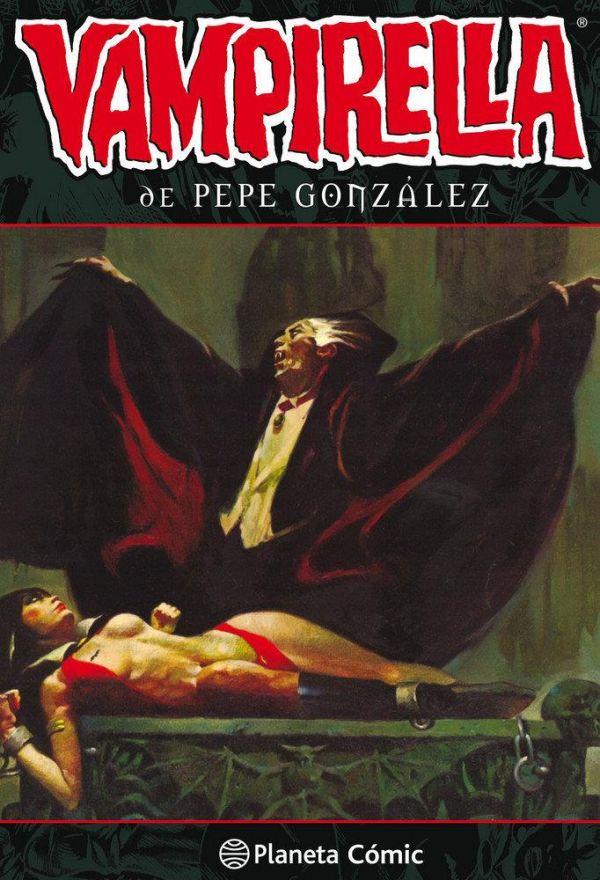 Vampirella de Pepe González 03