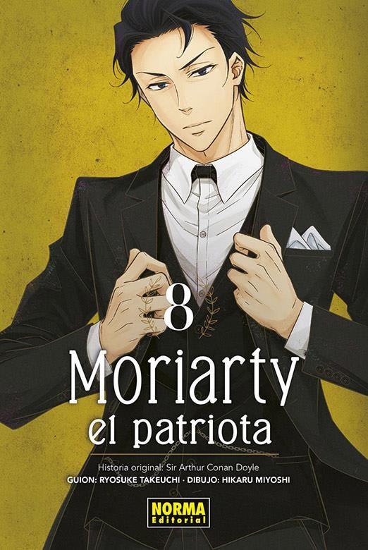 MORIARTY, EL PATRIOTA 08