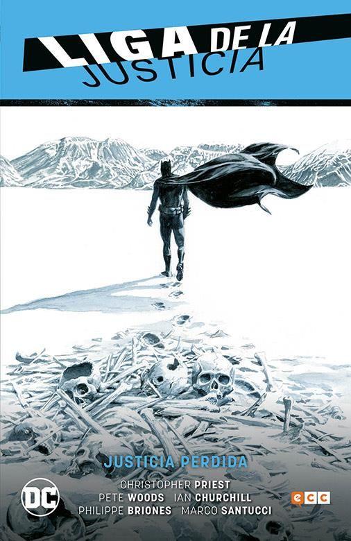 Liga de la Justicia vol. 05: Justicia perdida