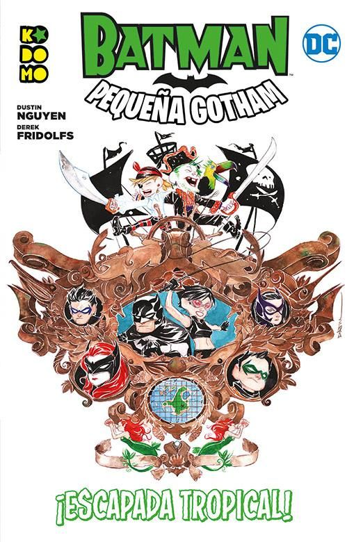 Batman: Pequeña Gotham vol. 03 (de 4): ¡Escapada tropical!