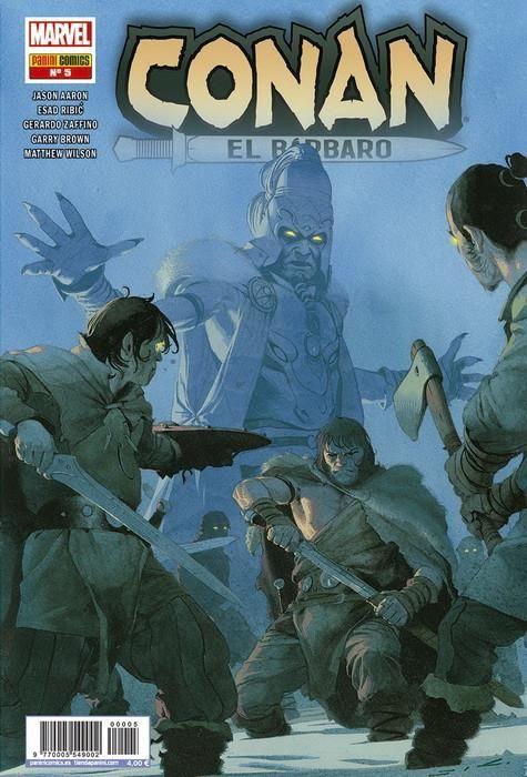 CONAN EL BÁRBARO 05