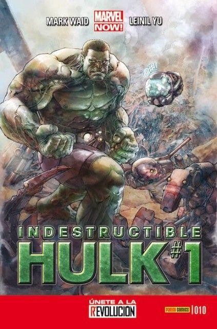 INDESTRUCTIBLE HULK 10