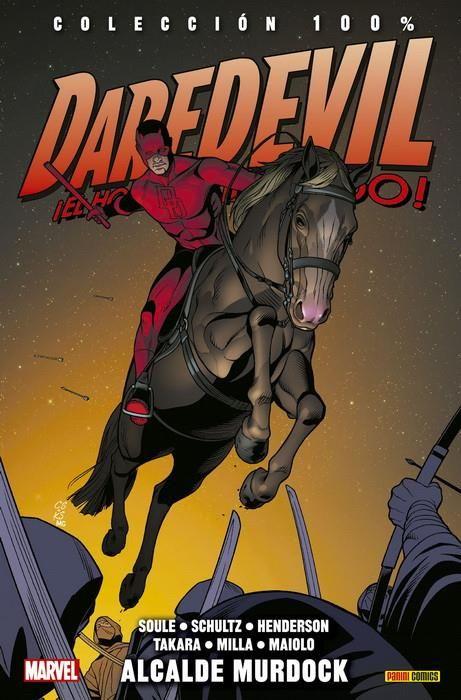 100% Marvel. Daredevil: El Hombre sin Miedo 15
