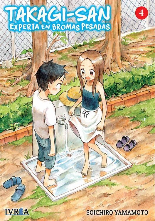 Takagi-san. Experta en bromas pesadas 04