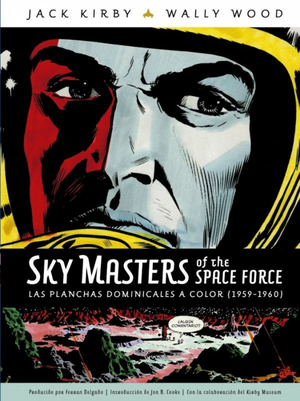 SKY MASTERS 03 (PLANCHAS DOMINICALES A COLOR)