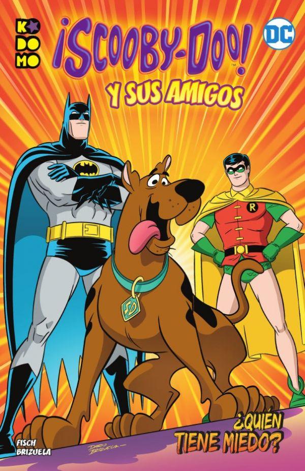 ¡Scooby-Doo! y sus amigos Vol. 01 (SERIE EN TOMO)