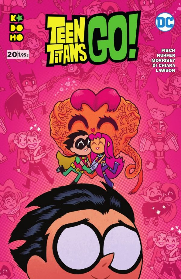 Teen Titans Go! núm. 20