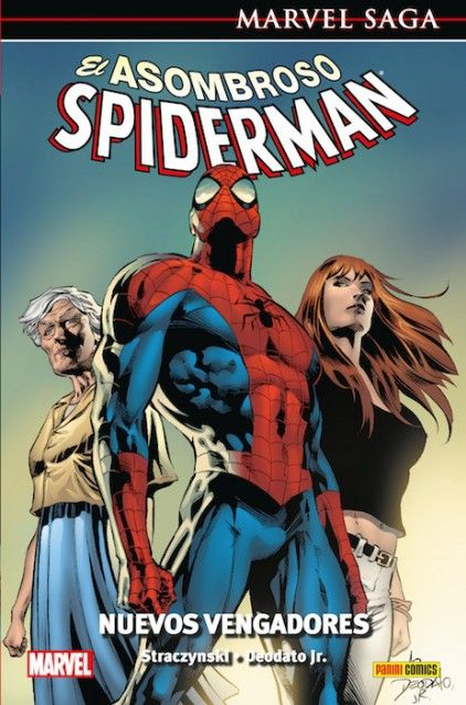 MARVEL SAGA. SPIDERMAN 08