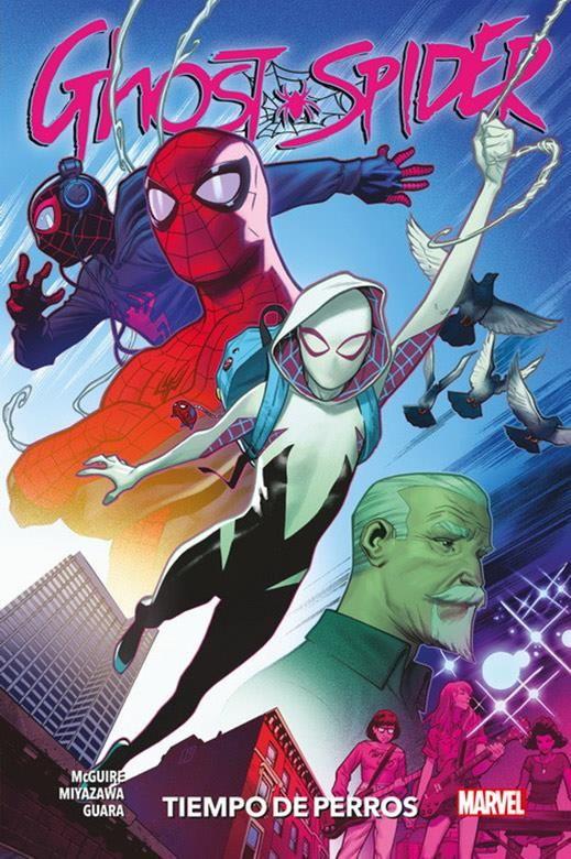 Spider-Gwen: Ghost Spider 03: Tiempo de perros