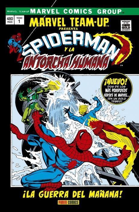 Marvel Team-Up 01. ¡La guerra del mañana!