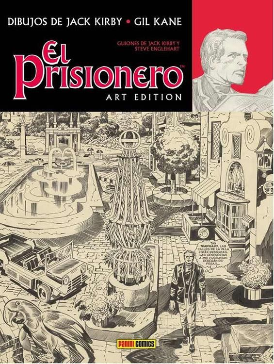 El Prisionero. Art Edition - Limited Edition