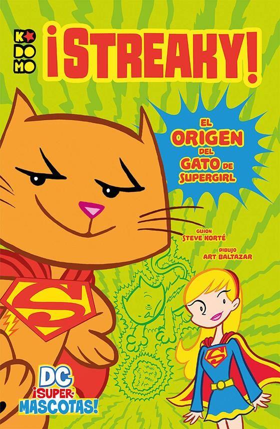 DC Supermascotas: ¡Streaky!
