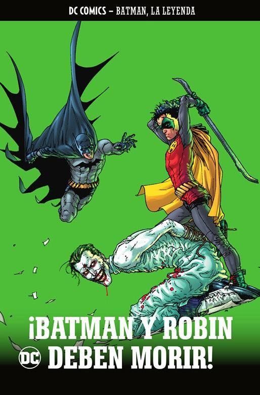 Batman, la leyenda 22