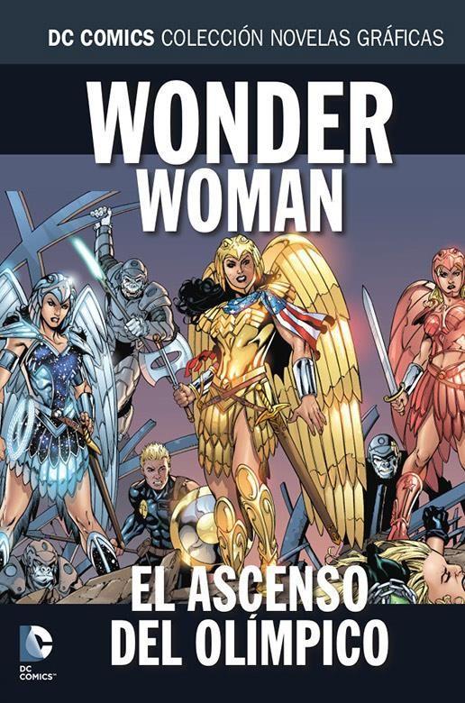 Novelas Gráficas DC 86: Wonder Woman: El ascenso del Olímpico