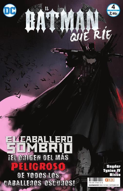 EL BATMAN QUE RÍE 04 (DE 08)