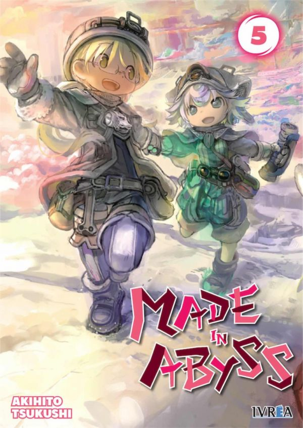 MADE IN ABYSS 05