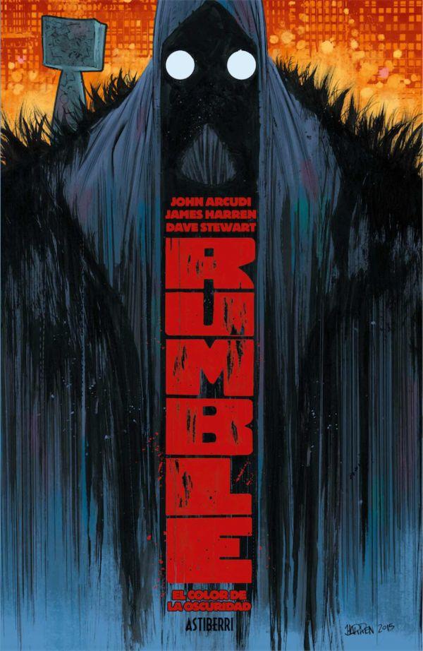 RUMBLE 01: EL COLOR DE LA OSCURIDAD