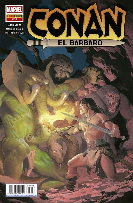 CONAN EL BÁRBARO 06