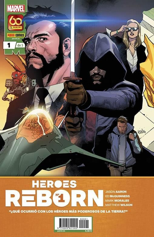 Heroes Reborn 01 (de 5)