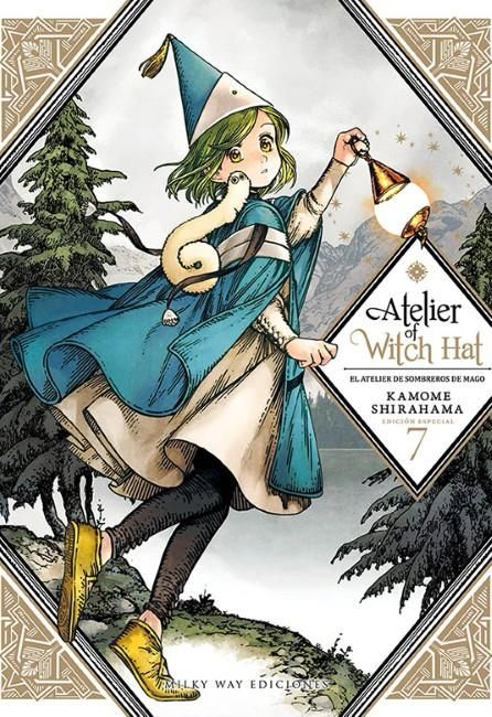 Atelier of Witch Hat vol. 07 (Edición especial)
