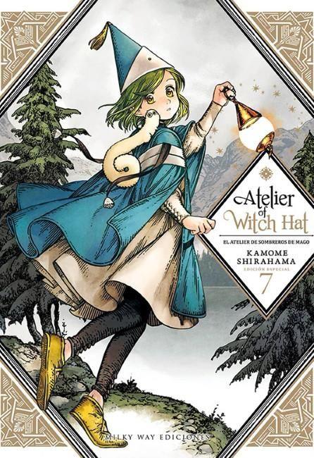 Atelier of Witch Hat vol. 07 (Edición especial)