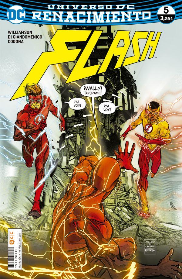 Flash núm. 05 (Renacimiento)