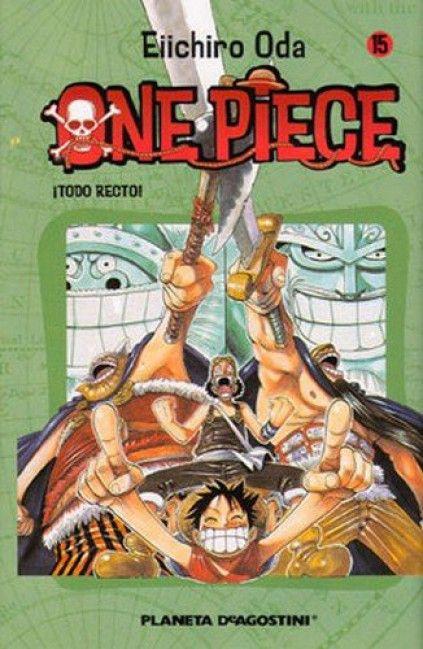 ONE PIECE 15