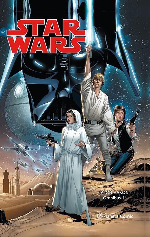Star Wars de Jason Aaron Omnibus 01 (de 2)