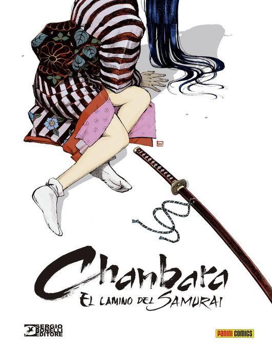 CHANBARA. EL CAMINO DEL SAMURAI