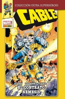 CABLE nº. 02: El contrato Némesis (Col. Extra Superhéroes)