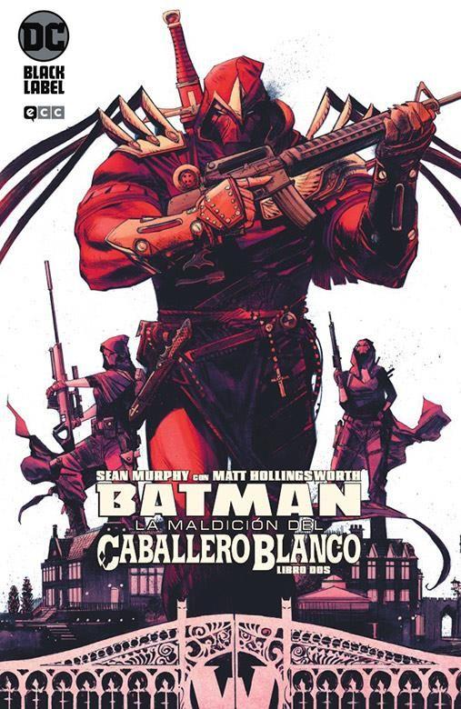 Batman: La maldición del Caballero Blanco 02 (de 8)