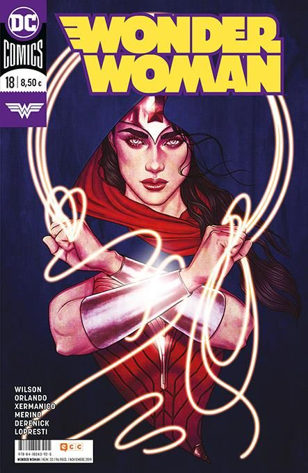 Wonder Woman núm. 18