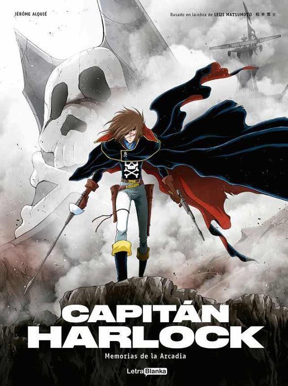 Capitán Harlock: Memorias de la Arcadia 03 (de 3)