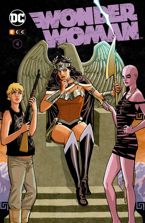 Wonder Woman Coleccionable 04