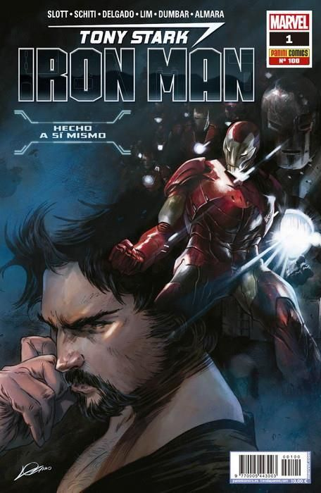 TONY STARK: IRON MAN 01 (100)