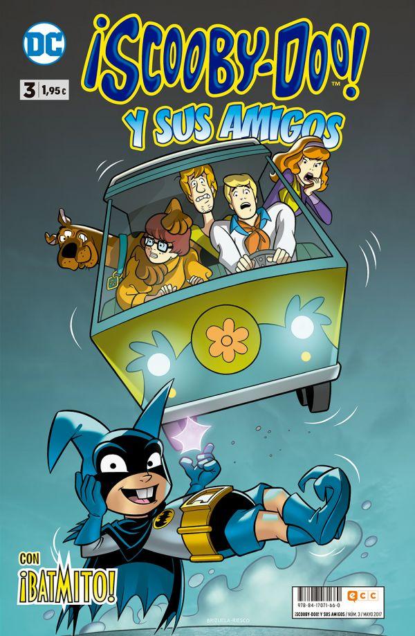 ¡Scooby-Doo! y sus amigos núm. 03