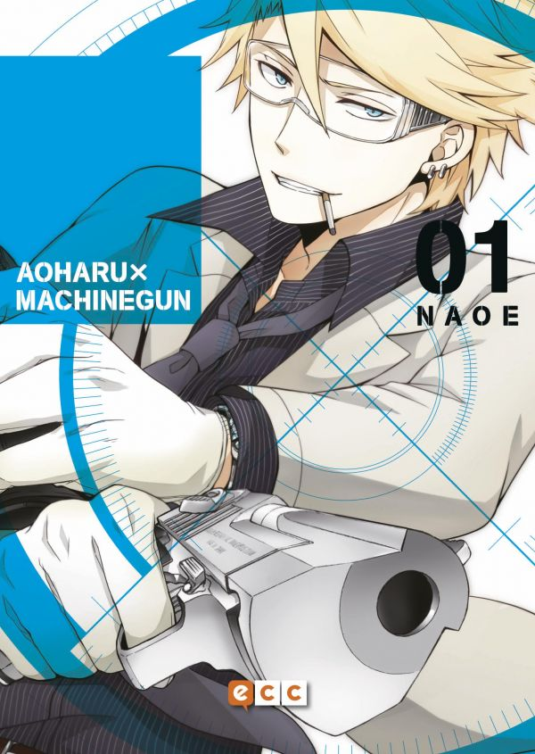 Aoharu x Machinegun 01