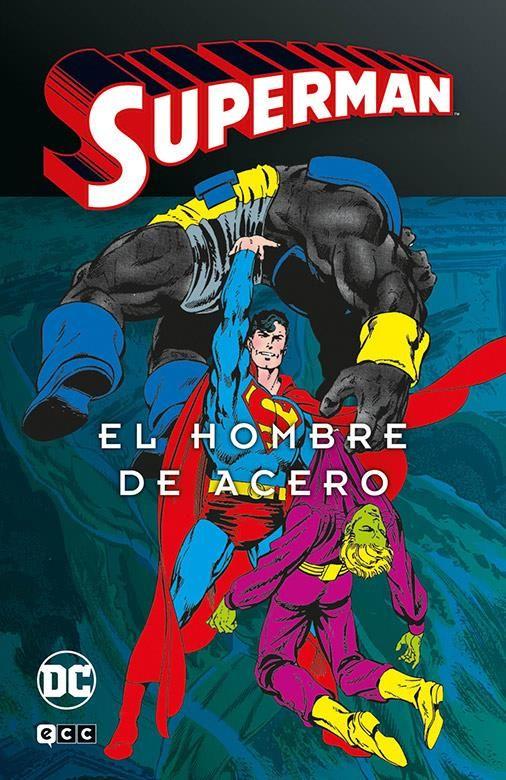 Superman: El hombre de acero de John Byrne  vol. 2 de 4