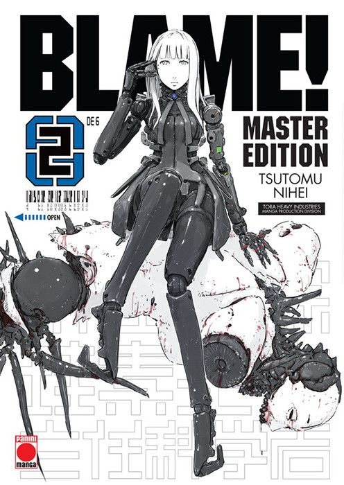 BLAME! MASTER EDITION 02