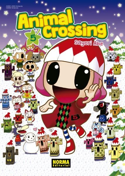 Animal Crossing 05 (de 12)