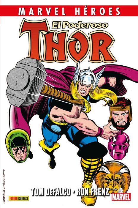 El poderoso Thor de DeFalco y Frenz 02