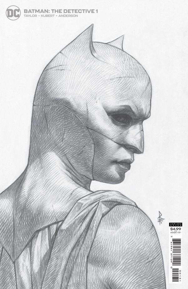 BATMAN DETECTIVE #1 FEDERICI VARIANT