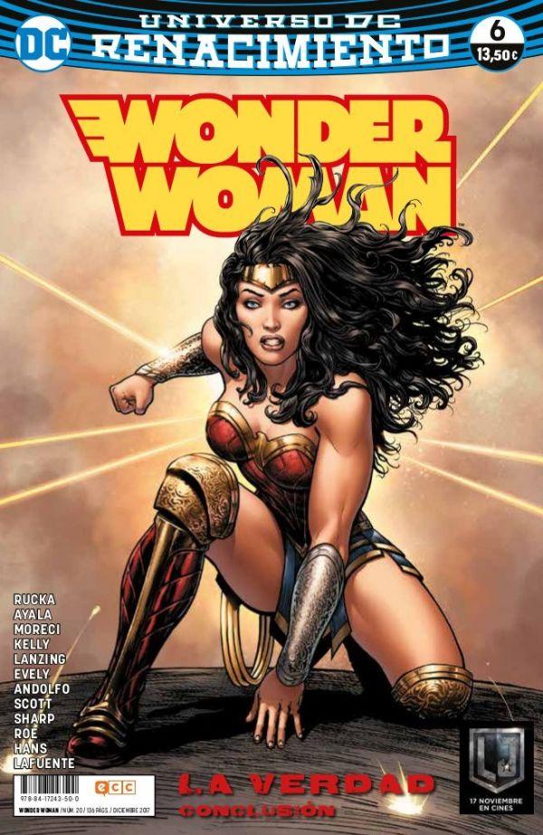 Wonder Woman núm. 06 (Renacimiento)