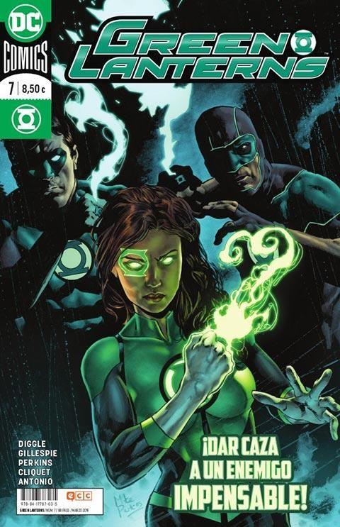 Green Lanterns núm. 07