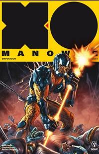 X-O MANOWAR 8