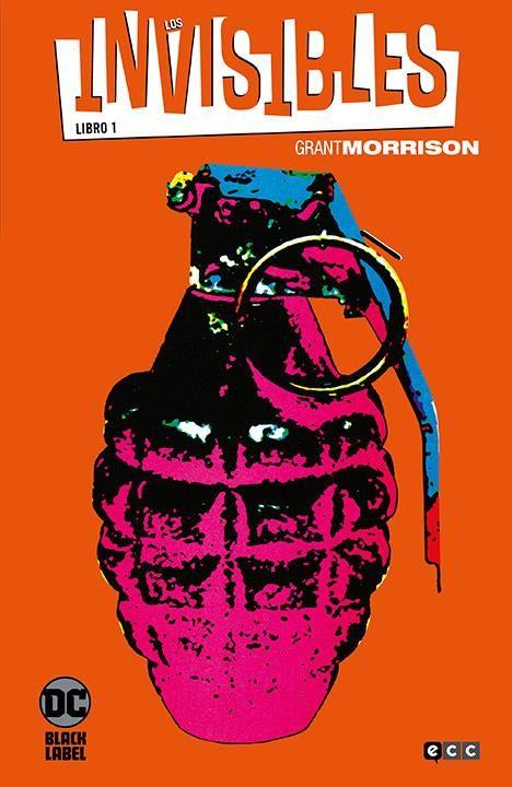 Biblioteca Grant Morrison. Los Invisibles vol. 1 (de 5)