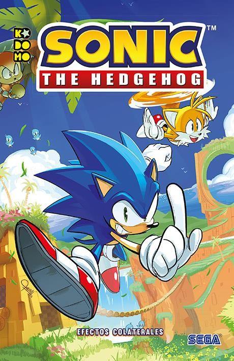 Sonic The Hedgehog: Efectos colaterales
