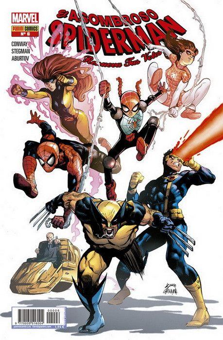 El Asombroso Spiderman: Renueva Tus Votos 06