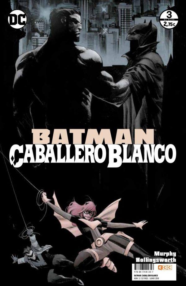 Batman: Caballero Blanco núm. 03 (de 8)