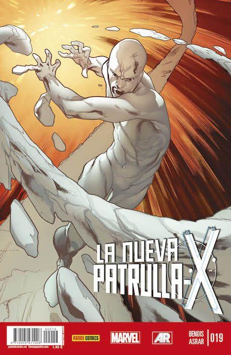 LA NUEVA PATRULLA-X 19
